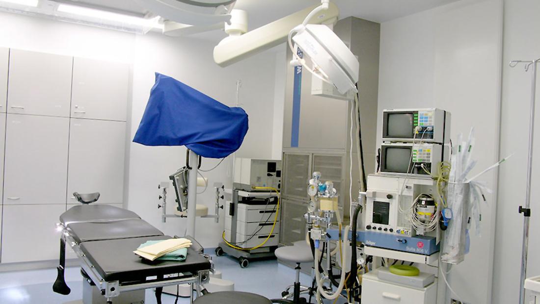 Augenoperation Klinik