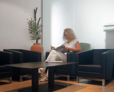 Augenarztpraxis Herrsching Wartezimmer