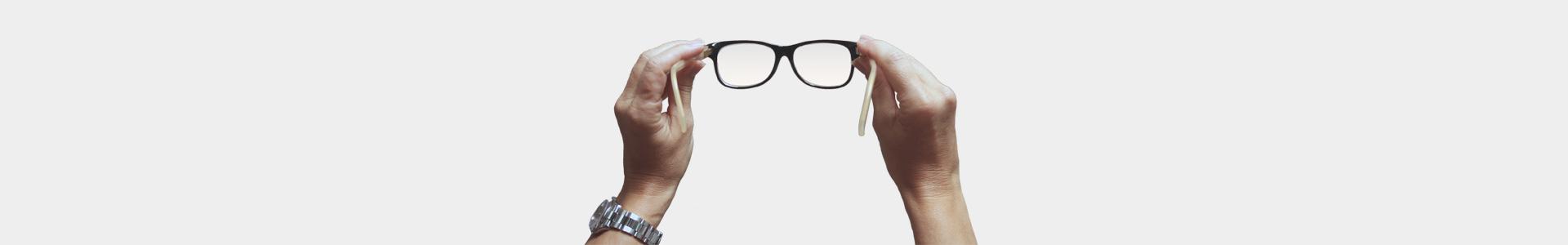 Auge im Alter Sehhilfe