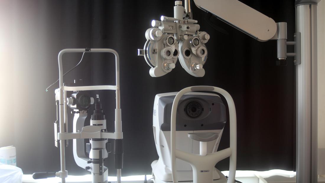 Moderne Technik in der Augenarztpraxis Herrsching