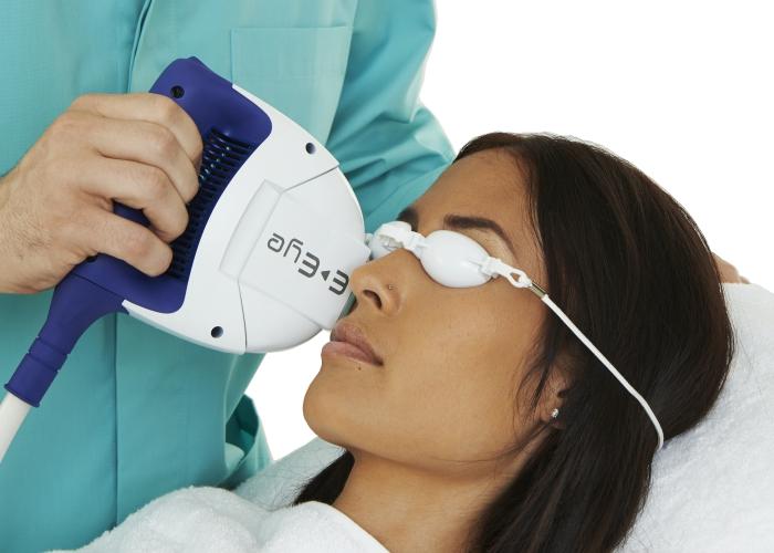 E-Eye Behandlung